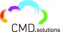 Logo vertical transparent CMD